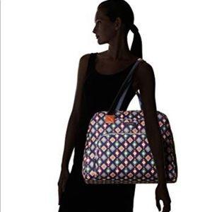 NWT Vera Bradley Carry On Bag in Mini Medallions
